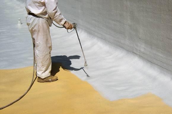 المواد التي تستخدمها شركة عزل اسطح بالرياض