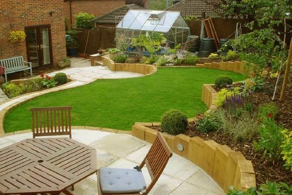 أنواع الحدائق التي تصممها شركة تنسيق حدائق بجدة