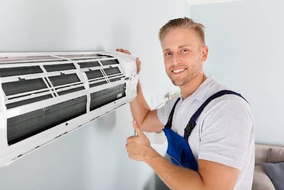 مميزات شركة مفتاح الدقة لتنظيف وصيانة المكيفات