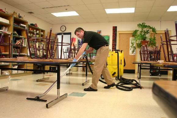 لماذا شركة تنظيف مدارس بالرياض هى الأفضل؟