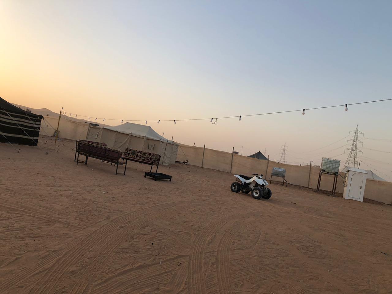 تأجير مخيمات بالرياض