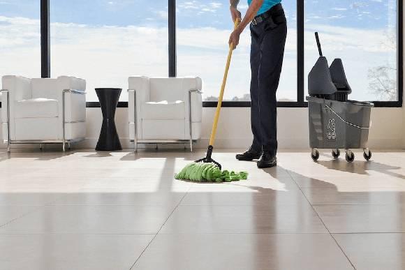 خطوات شركة مفتاح الدقة فى تنظيف المنازل